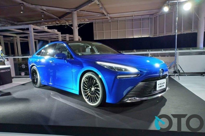 Toyota Mirai TMS