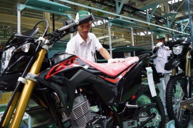 Biaya Servis Honda CRF150L Setelah 2 Tahun Terjangkau, Cuma Rp 1 Jutaan