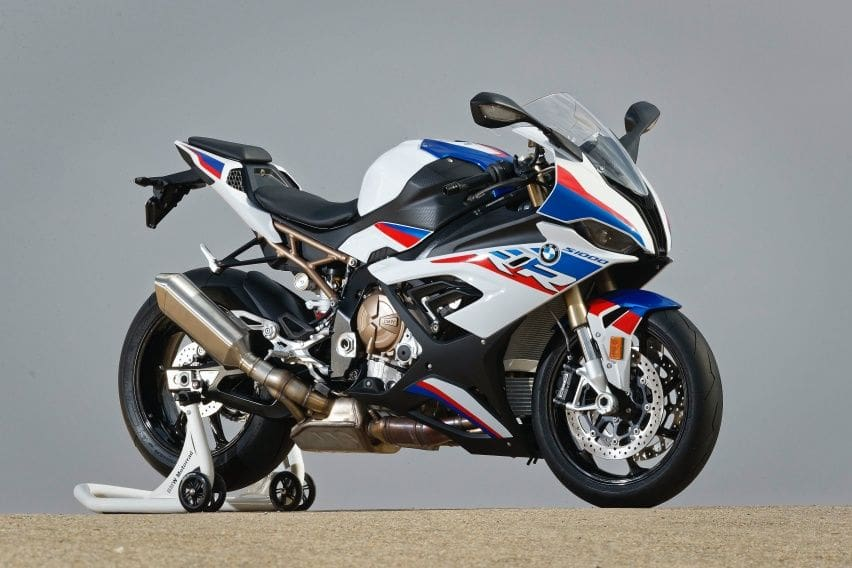 BMW S1000RR M Sport Package