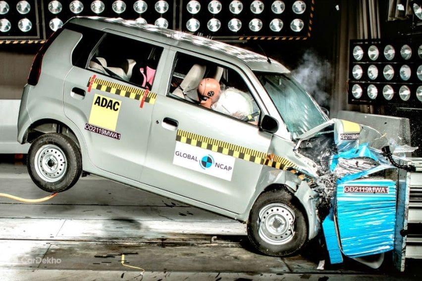 Karimun Wagon R Hanya Dapat Rating 2 Bintang dari NCAP