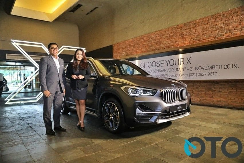 New BMW X1 Meluncur, Penyegaran Dengan Banyak Ubahan