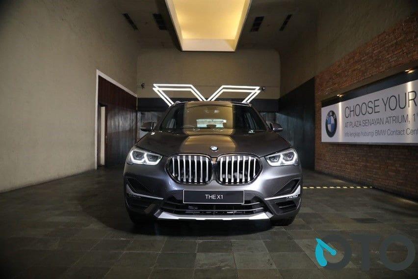 Lima Hal Baru dari BMW X1 Facelift 2019