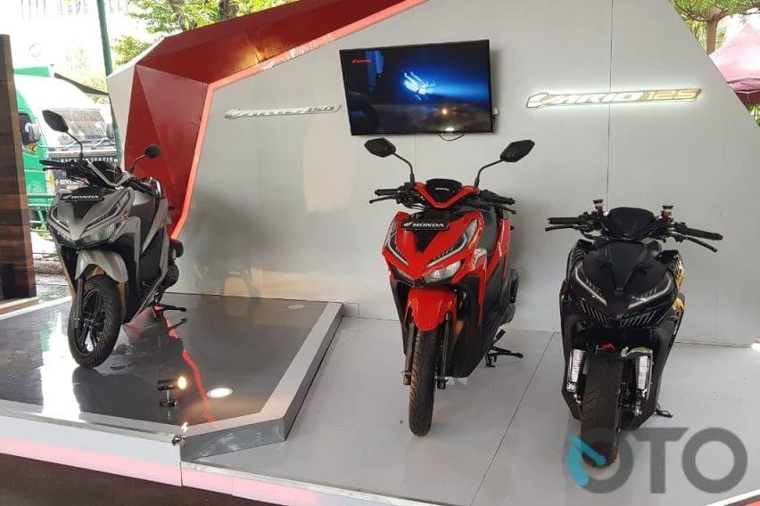Honda Premium Matic Day