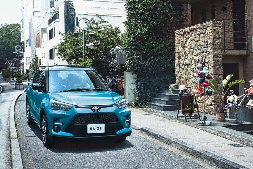 Toyota Raize Sangat Digandrungi, Kantongi Pemesanan Hingga Puluhan Ribu Unit