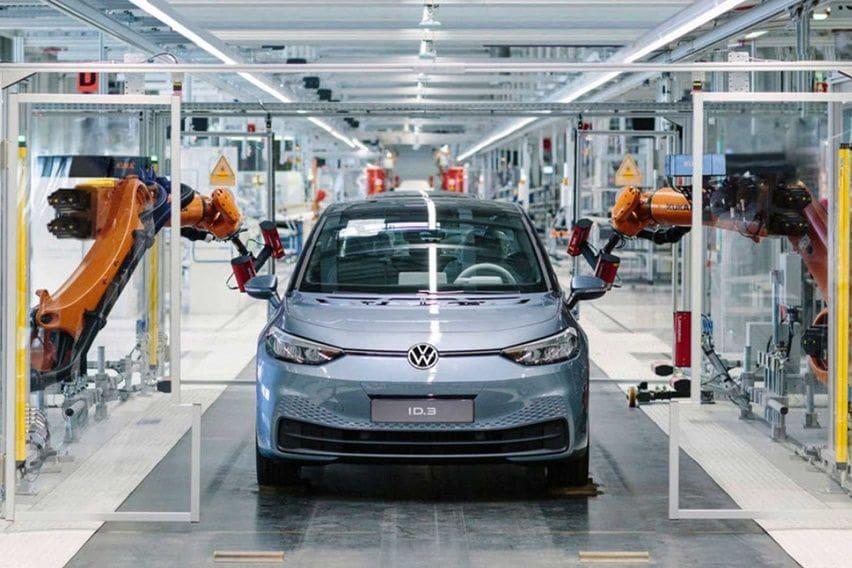 Produksi VW ID.3