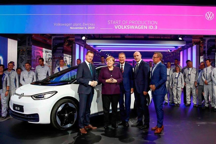 Volkswagen ID.3 Resmi Diproduksi, Semakin Pasti Menerobos Era Elektrifikasi