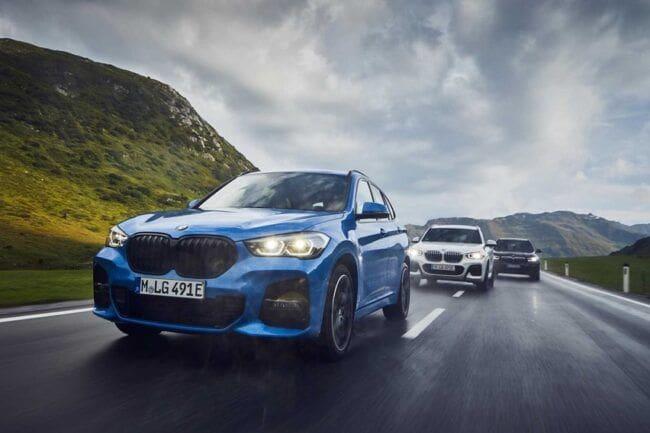 BMW Lengkapi Portofolio Elektrik dengan Meluncurkan X3 PHEV