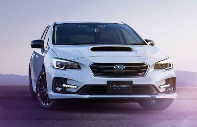 Subaru Levorg and Impreza to get GT edition models