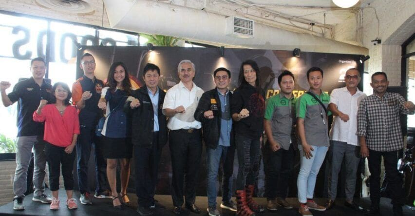 Parade dan Catwalk Jadi Andalan IIMS Motobike Expo 2019