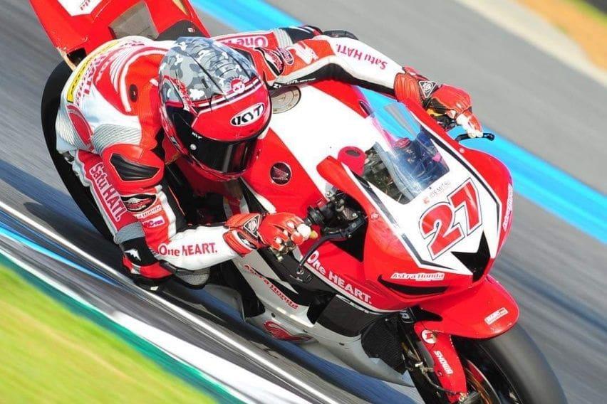 Gantikan Dimas Ekky, Andi Gilang Berkompetisi Penuh di Moto2 2020