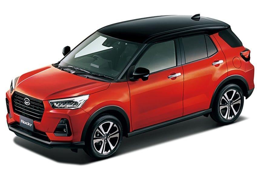 Astra Daihatsu Motor belum niat jual Rocky baru tahun ini