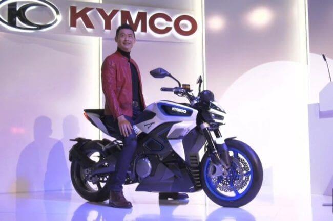 Kymco RevoNEX, Antitesa Desain Berjantung Elektrik