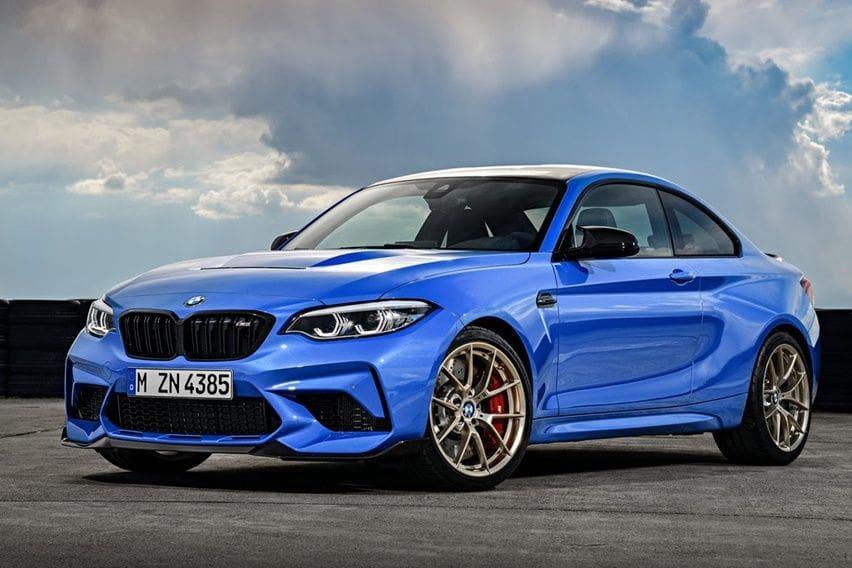 BMW M2 CS Akhirnya Muncul, Performanya Sadis!