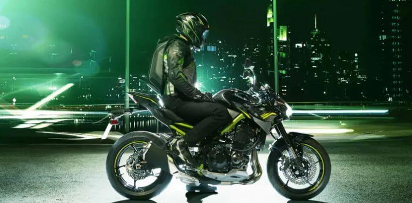 2020 Kawasaki Z900 SIDE