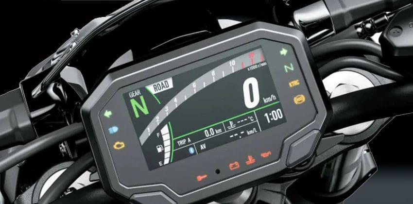 2020 Kawasaki Z900 LED
