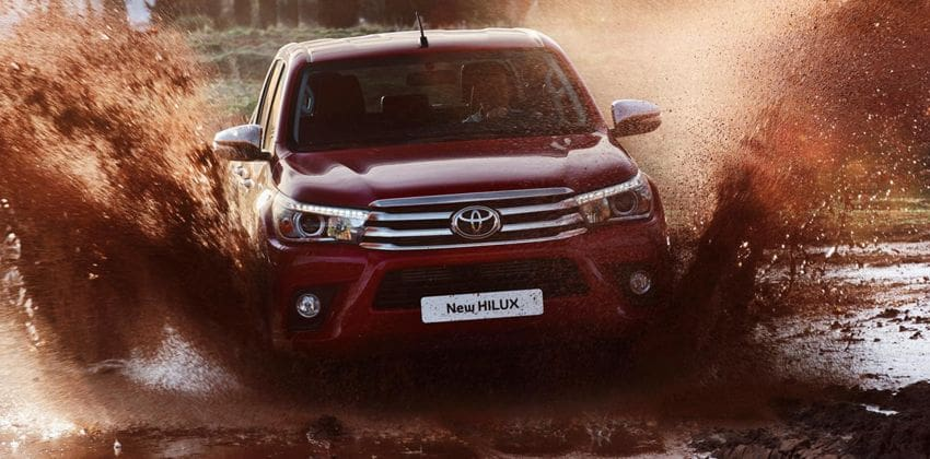 Toyota Hilux performance