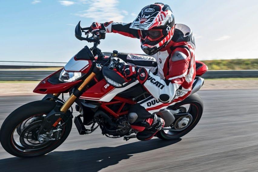Terminal Aki Berbahaya, Ducati Hypermotard 950 dan 950 SP Kena Recall