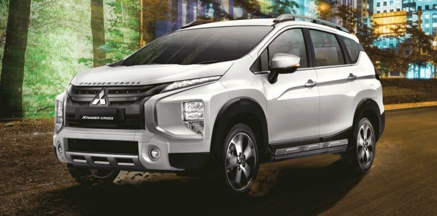 Mitsubishi Xpander Cross image