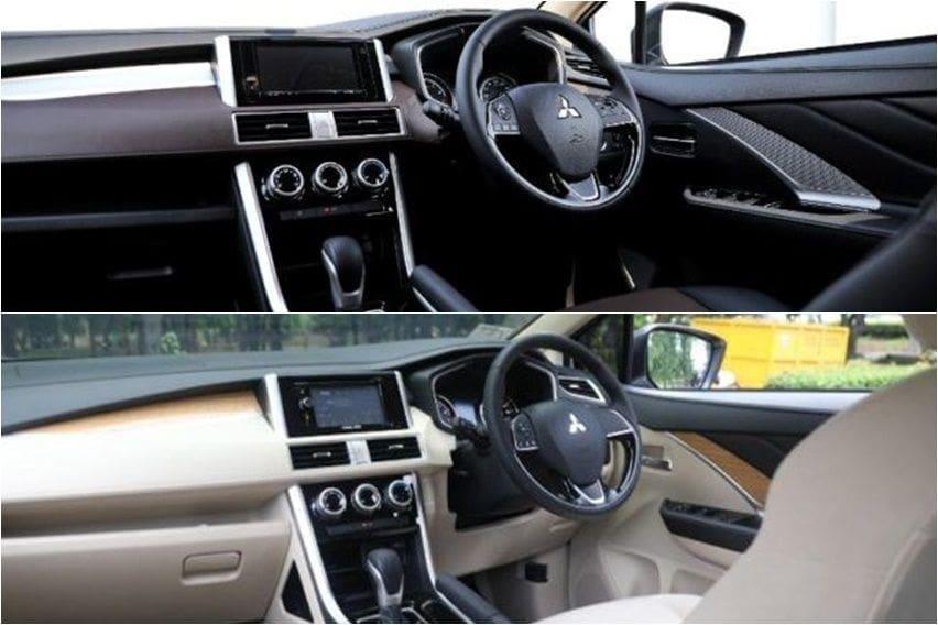 Mitsubishi Xpander Cross Interior