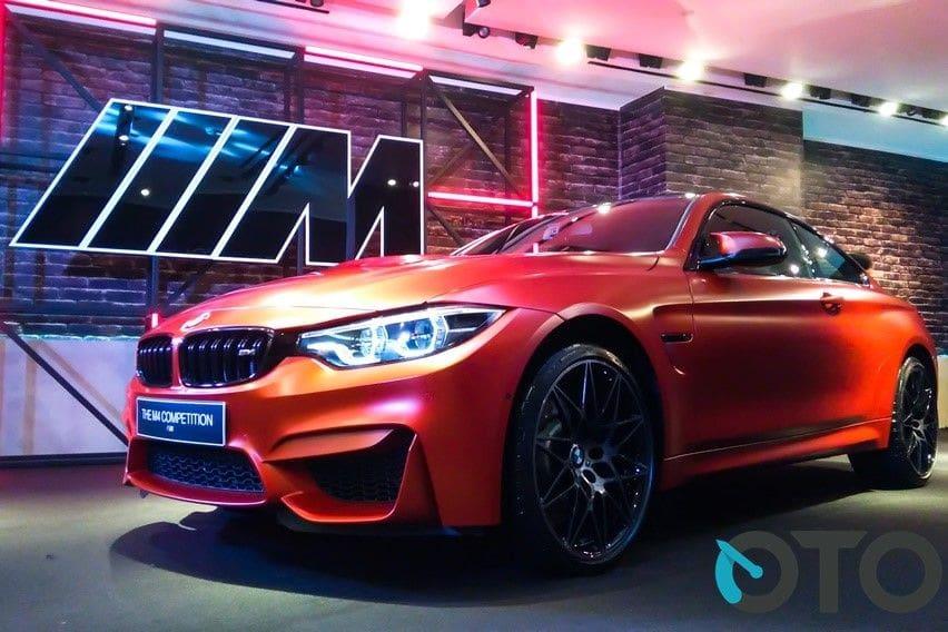 BMW Indonesia Boyong M4 Competition, Dipastikan Lebih Galak dari M4 Biasa