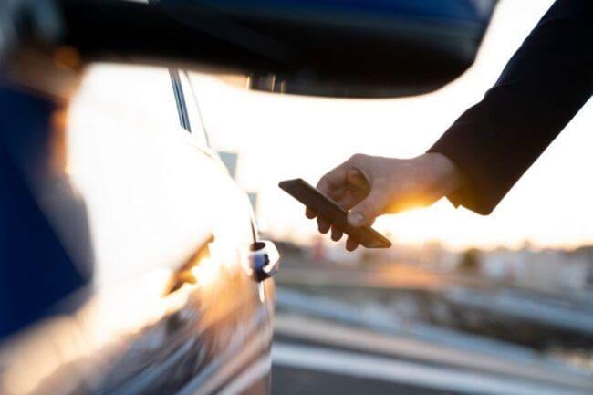 Akses Kunci Mobil Pakai Smartphone Bukan Lagi Sekadar Imajinasi