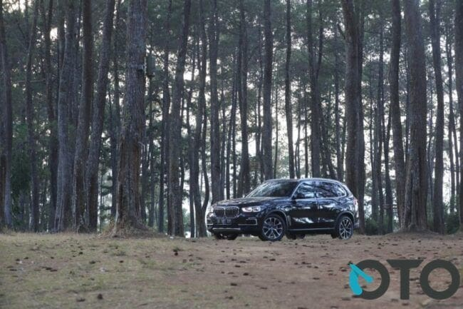 Road Test BMW X5 xDrive40i xLine: Wibawa Sang Bos (Part-1)