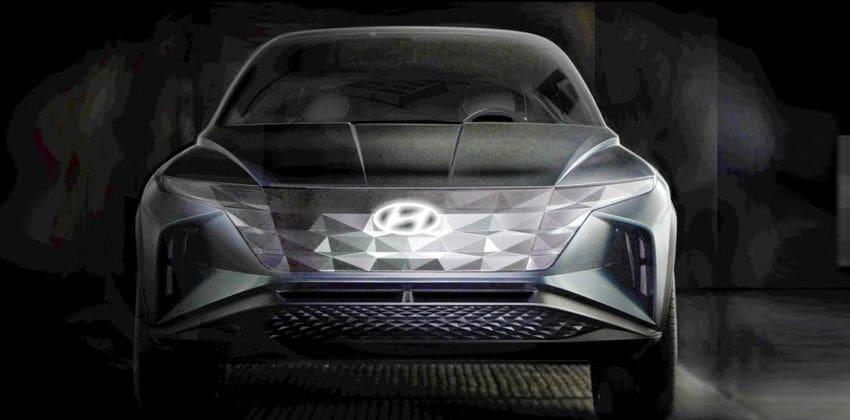 Hyundai Vision T front