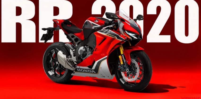 2020 Honda Fireblade image