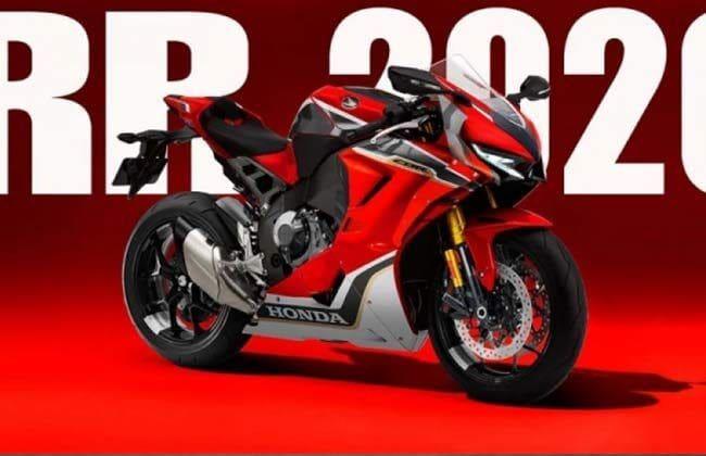 2020 Honda Fireblade gets an upgrade and special edition model