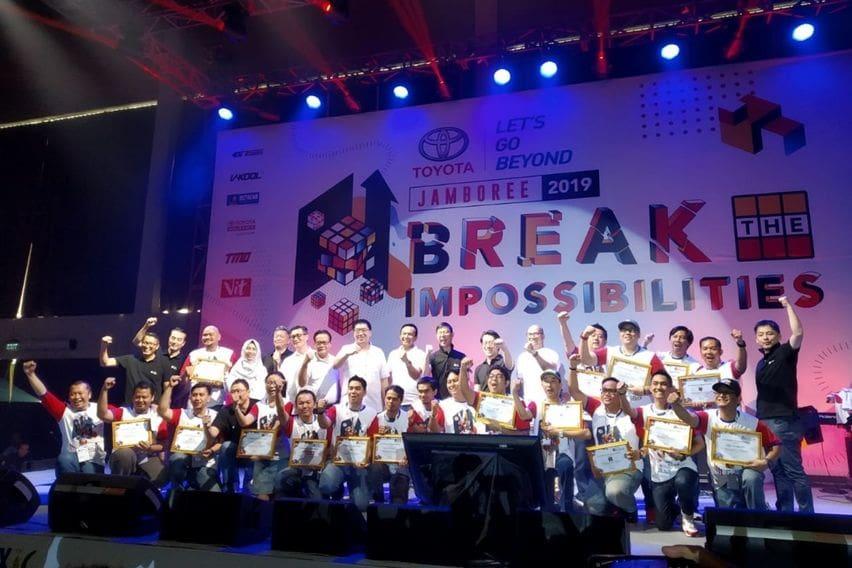 Toyota Jamboree 2019, Kumpul Komunitas Toyota Terbesar Diramaikan Ribuan Peserta
