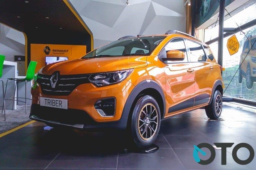 Dekati Konsumen, Renault Triber Bisa Test Drive di Rumah