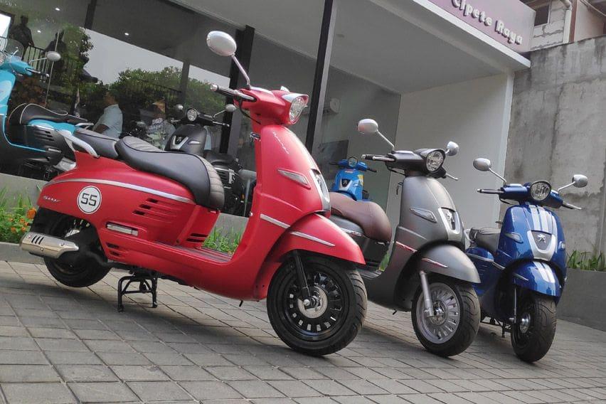 Mengenal Peugeot Django Lebih Dalam, Opsi Skuter Klasik Dari Prancis