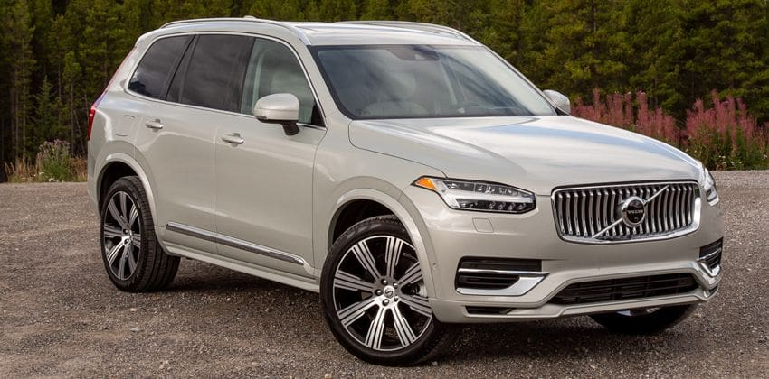 2020 volvo xc90 - top 5 features | zigwheels