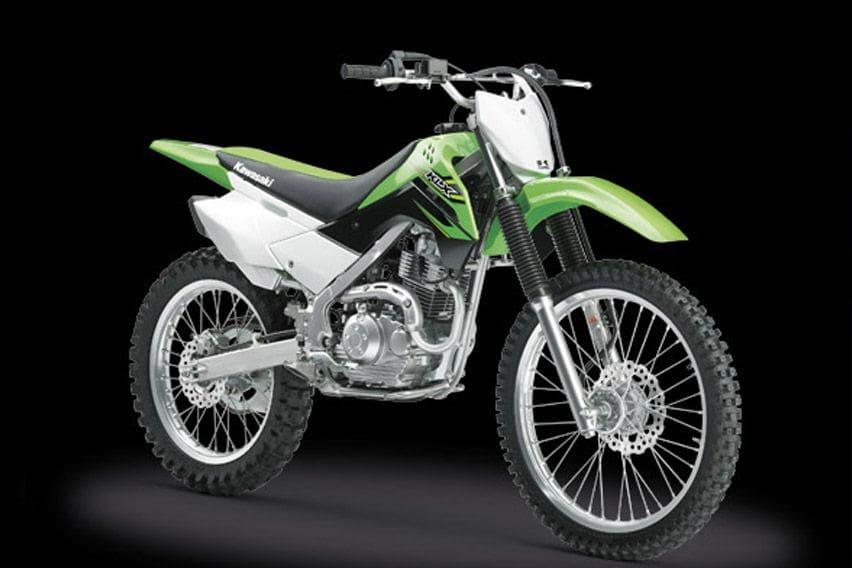 Kawasaki KLX150 off-road