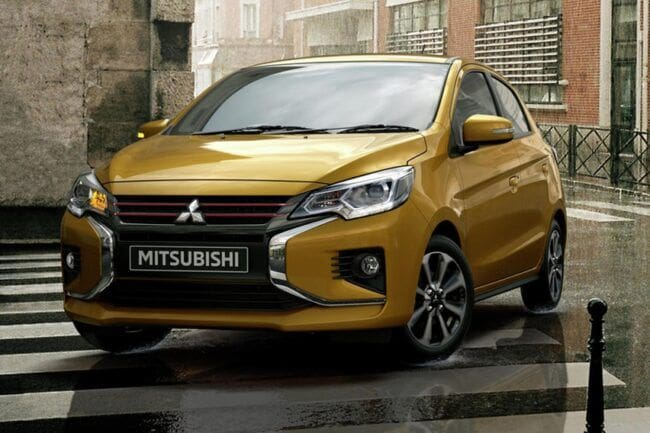 Mitsubishi Indonesia Belum Berencana Bawa Mirage Lagi