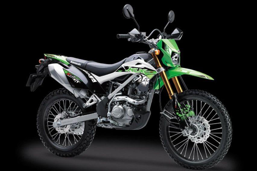 Varian Kawasaki KLX 150 Termahal, Dapat Apa Saja?