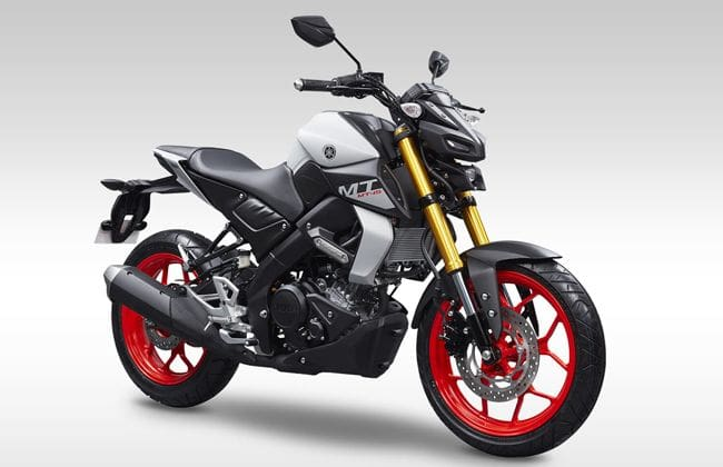 New Yamaha MT-15 spotted in Malaysia