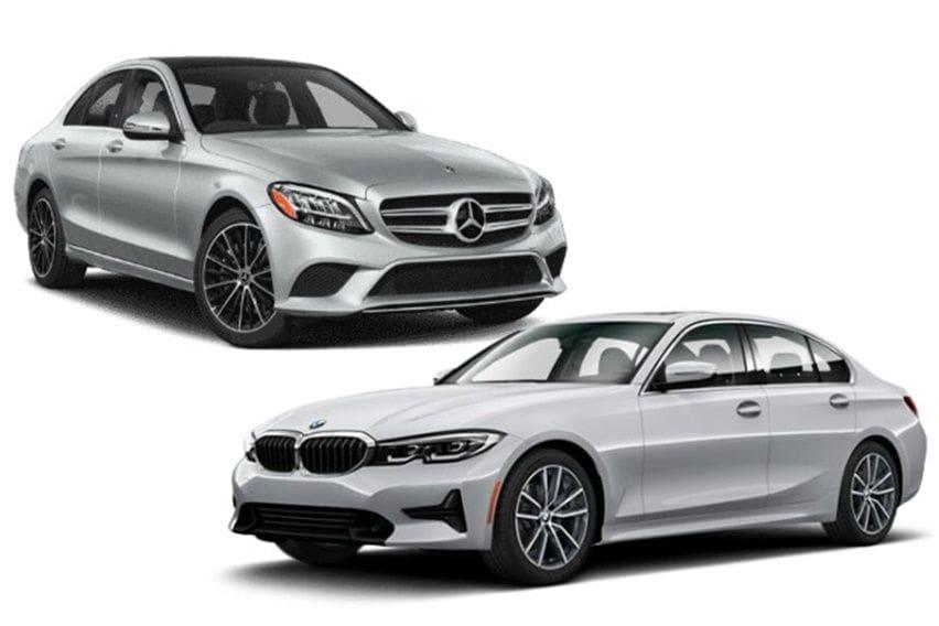 Pilihan Sedan Premium Rp 800 jutaan, Mercedes-Benz C200 Avantgarde atau BMW 320i Sport?