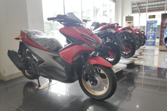Tak Sampai Seharga Freego, Bisa Dapat Yamaha Aerox Bekas