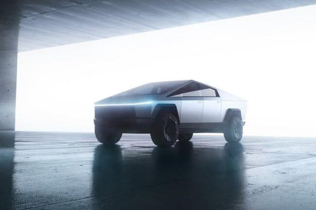 Tesla Rilis Cybertruck, Pikap Futuristik Anti Peluru