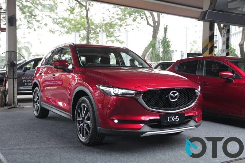 Mazda CX-5 2019 Tambah Varian Baru, Ini Detailnya