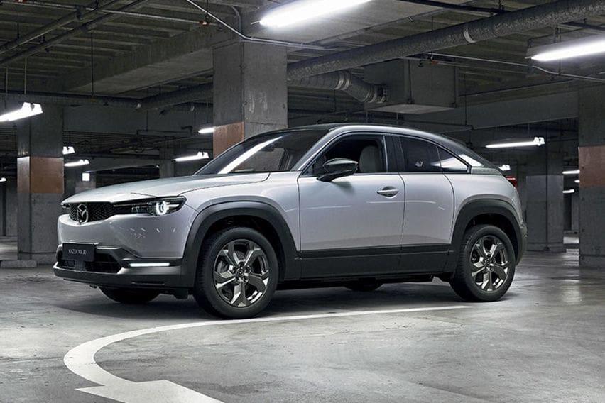 Mobil Listrik Mazda MX-30 Mulai Produksi Seiring Pabrik Kembali Beroperasi