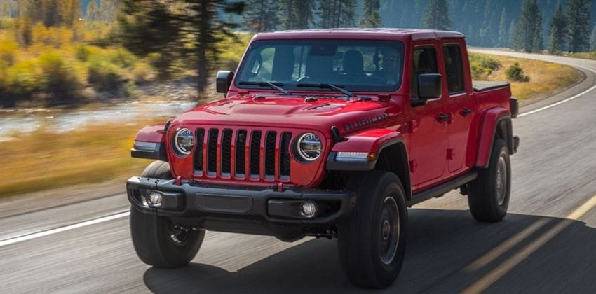 Jeep Gladiator To Reach Philippines Shores Soon Zigwheels