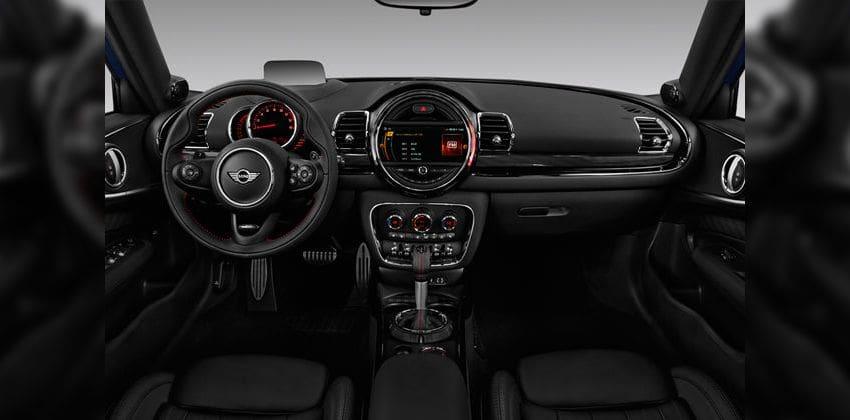 2019 Mini Clubman interior
