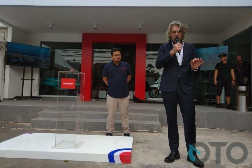 perakitan Lambrettadi Indonesia