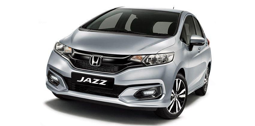 Honda Jazz exterior