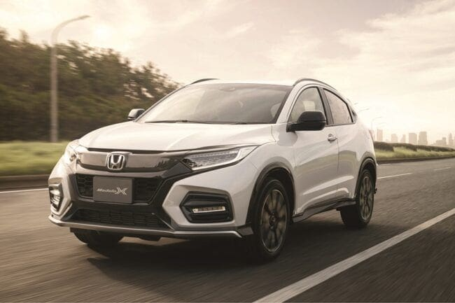 Honda Kenalkan HR-V Modulo X 2020