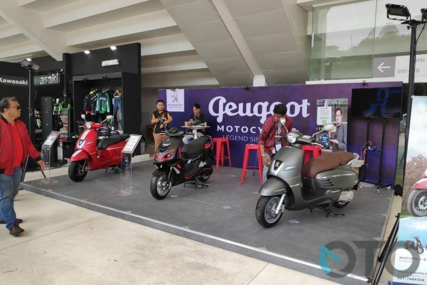 Beli Peugeot di IIMS Motobike Expo 2019, Diskonnya Sampai Rp 2 Juta