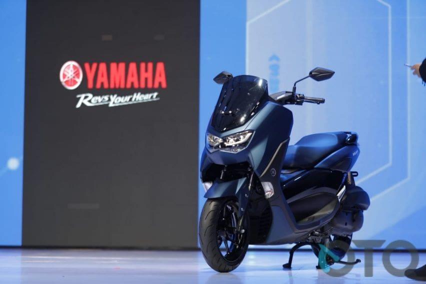 Kenali Fitur Konektivitas Yamaha All New NMax, Ada Apa Saja?