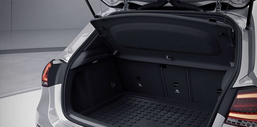 2019 Mercedes-Benz A-Class boot space